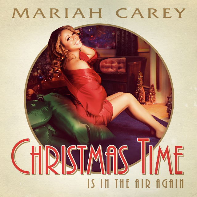 Copertina Mariah Carey - Christmas Time Is In The Air Again