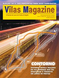 Vilas Magazine | Ed 164 | Setembro de 2012 | 30 mil exemplares