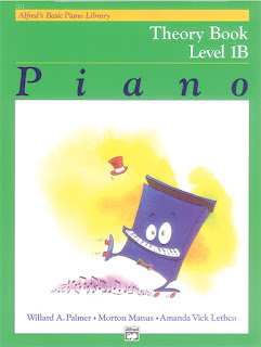 Alfred's Theory Book: Level 1B