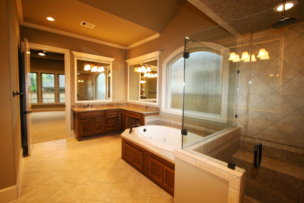 California dreamin august 2011 - New master bathroom designs ...