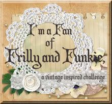 The Frilly & Funkie Challenge Blog