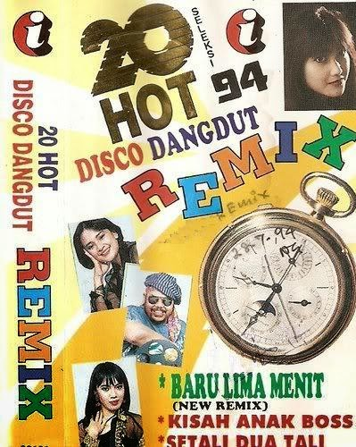 Hot Disco Dangdut Remix 94