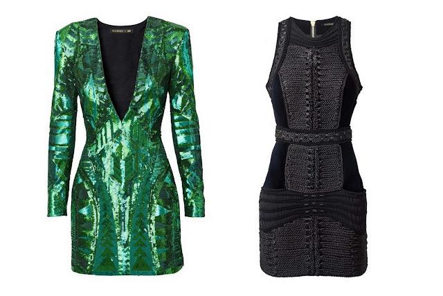 BALMAIN para H&M - Blog My World Of Cloth