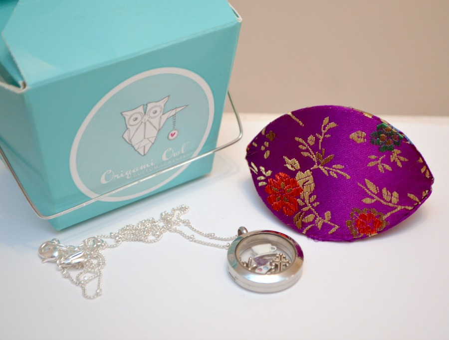 Origami owl living locket giveaway amy latta creations for Fortune cookie jewelry box
