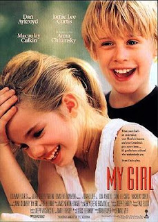 Mi Primer Beso / Mi Chica Poster