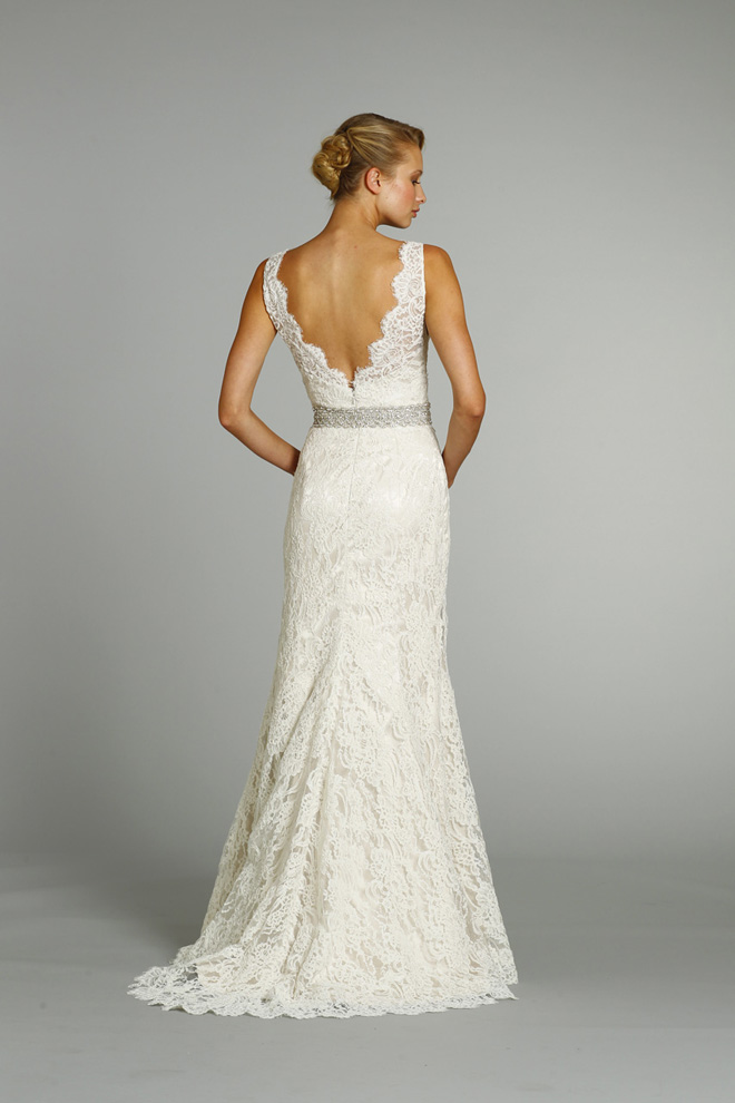 Best wedding dresses of 2012