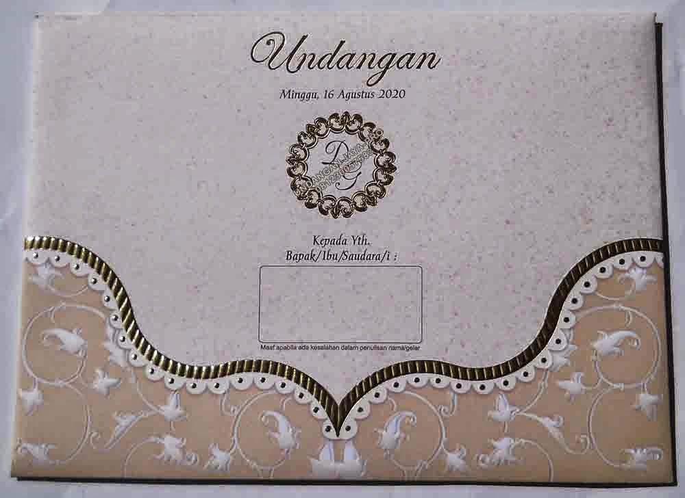 Contoh Undangan Pernikahan Unik Dan Elegan Weddings