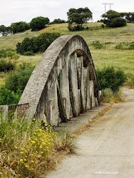 Ponte sobre o Enchoé