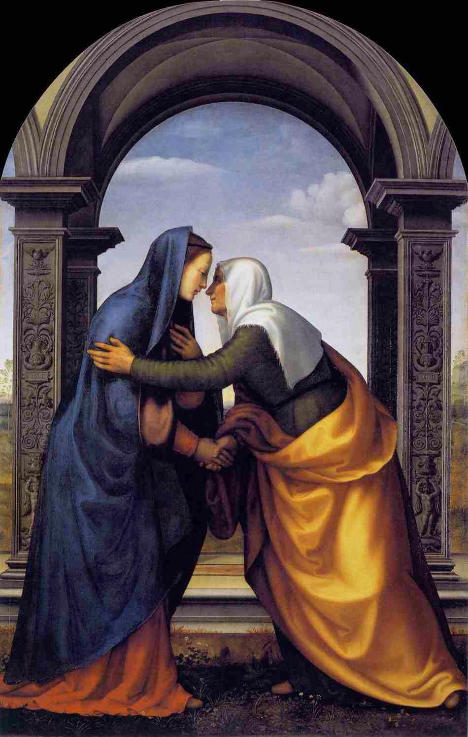 Baśnie na Warsztacie, O dwóch męskościach, suplement, Mateusz Świstak, Zachariasz, Maria i Elżbieta
