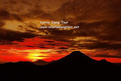 wisata sunrise dieng