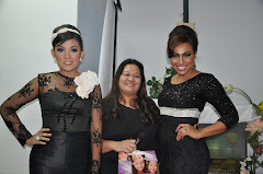 Me, Ning Baizura & Shila Amzah