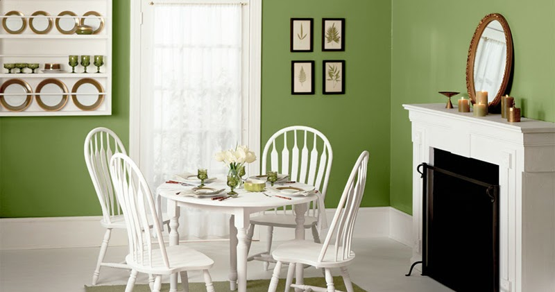 C mo decorar las habitaciones de color verde decorar - Habitaciones de color verde ...