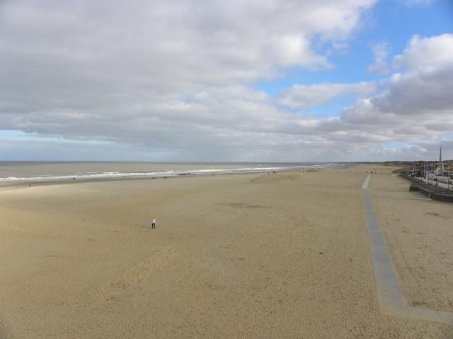 Scheveningen Beach strand