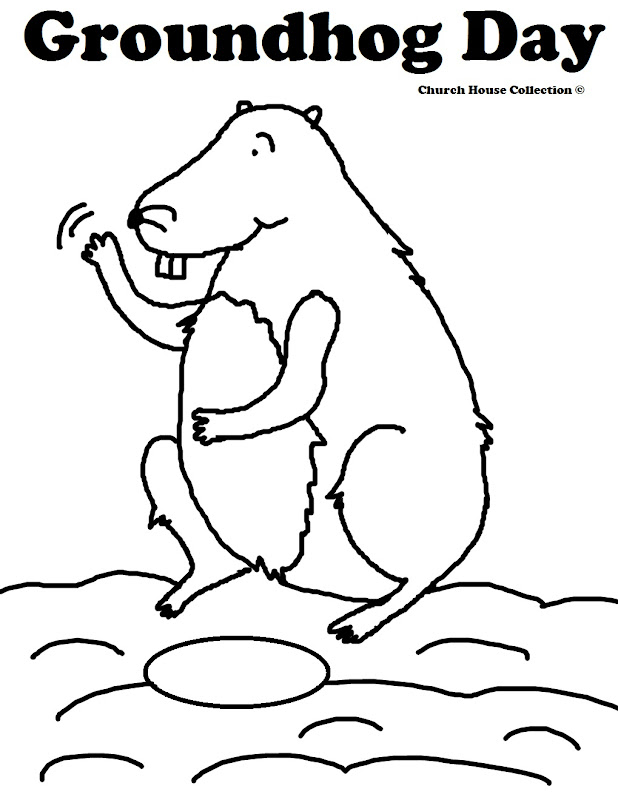 Groundhog+Day+Coloring+Page. title=