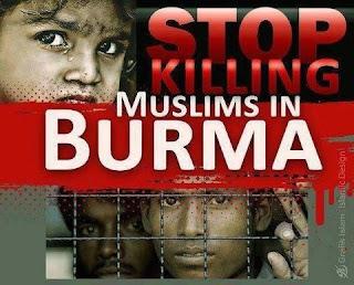 Kisah Pembantaian Muslim Rohingya di Myanmar