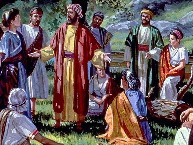 Resultado de imagen de HECHOS DE LOS APÓSTOLES 2, 42-47