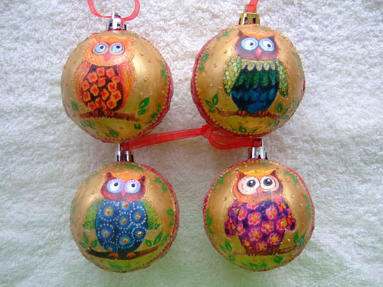 Расписать новогодние шары своими руками фото