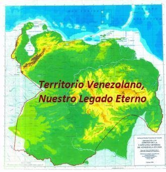 Territorio Venezolano, Nuestro Legado Eterno