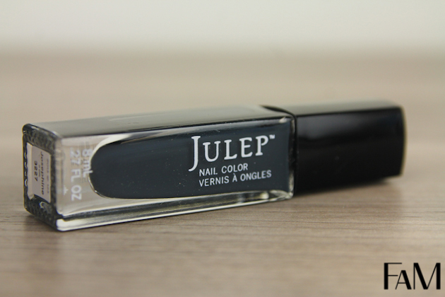 Julep Maven Nail Polish - Josephine - It girl - Review and Swatches
