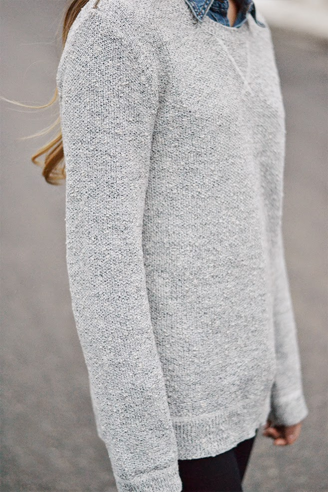 Collared Sweats