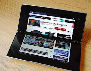 New Sony Tablet P Version Photo
