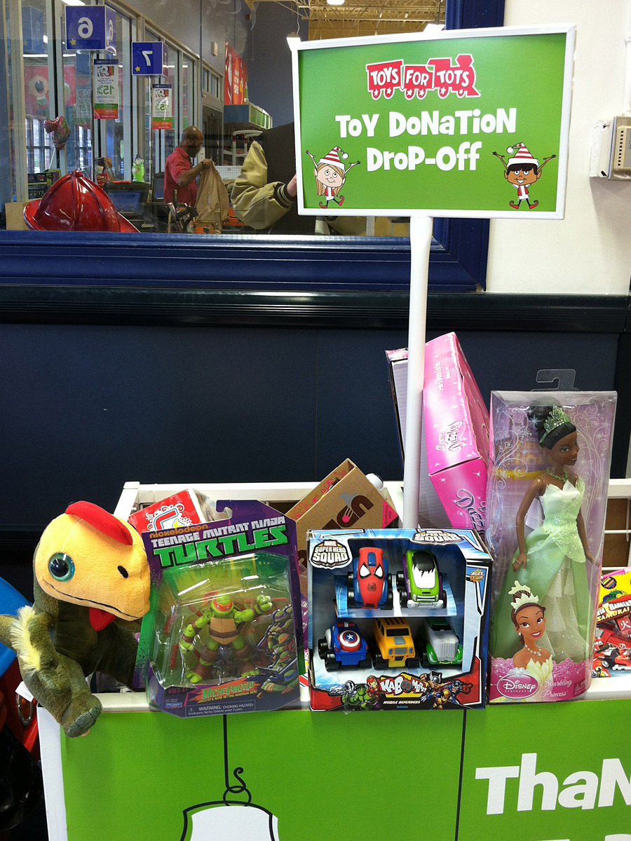 Toys For Tots 2012 : Dork dimension infinite hollywood s toys for