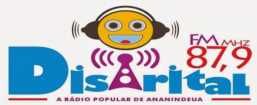 Rádio Distrital FM 87,9 MHz