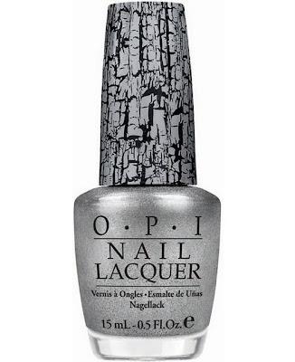 OPI Silver Shatter