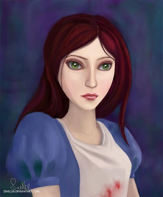Alice por Sinellia