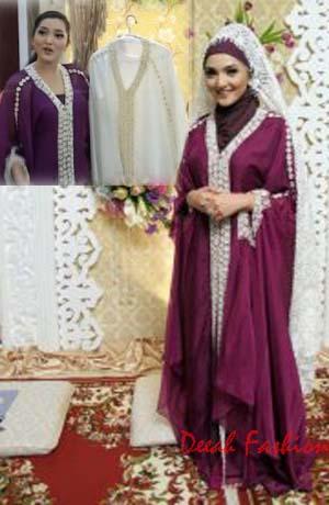 Kaftan Ashanti Busana Muslim Pilihan 2012