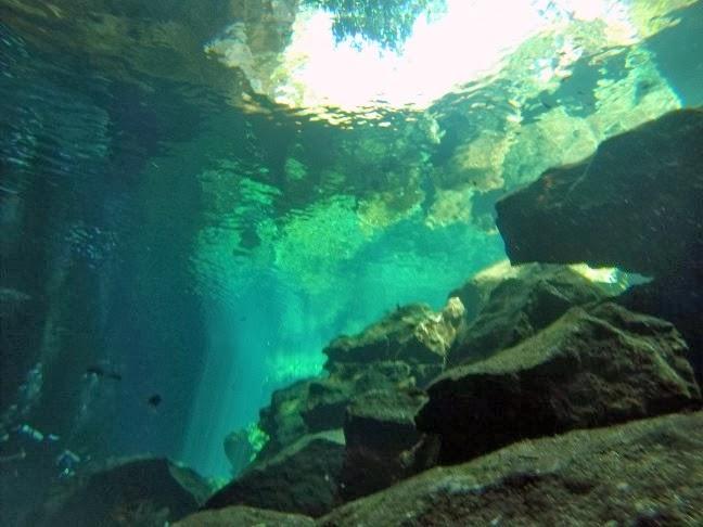 Cenote Chak-Mool. México. Javier Girón
