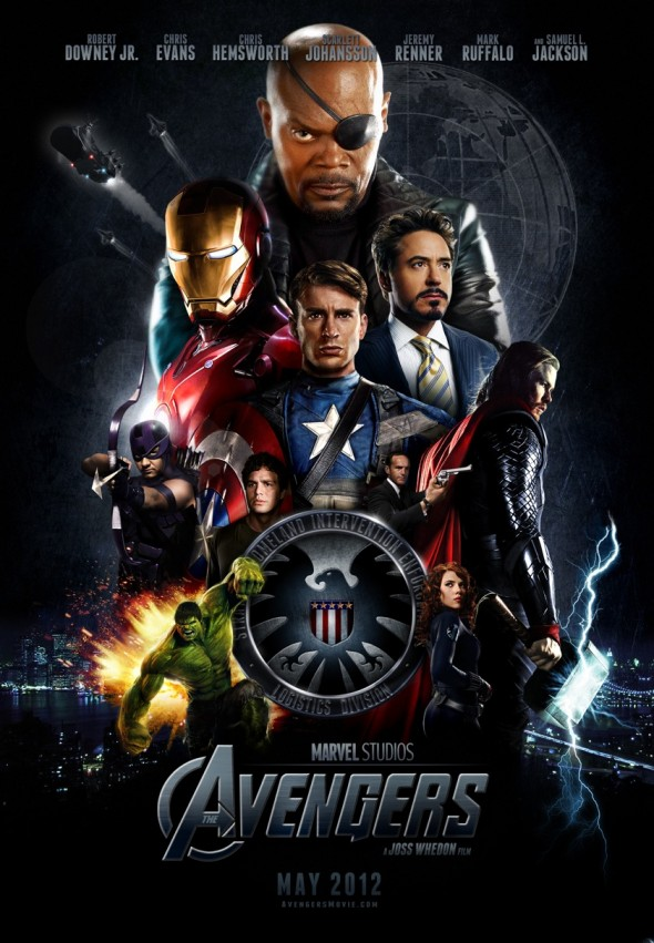 Filmes Os Vingadores (2012)