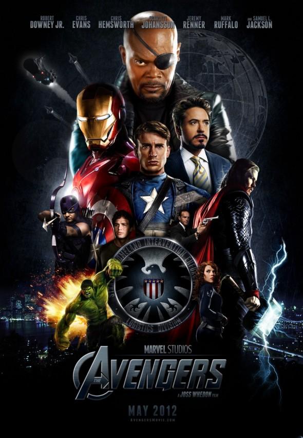 VINGADORES Os Vingadores 2012