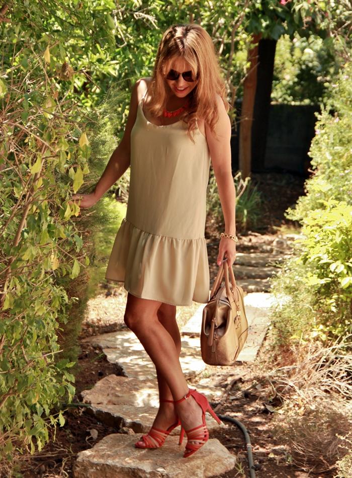בלוג אופנה Vered'Style שמלת מותן נמוכה