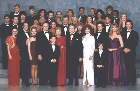 The following is an alphabetical list of characters (and their performers) from the NBC soap opera Days of Our Lives, sorted by character surname.