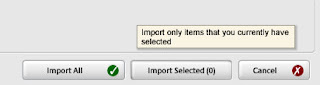Import your scan into Picasa