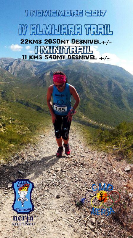 IV Almijara Trail