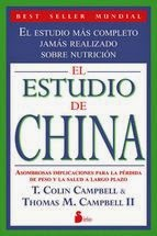 China Study T Collin Campbell estudio china