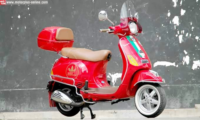 Vespa LX 150 2013 Jakarta