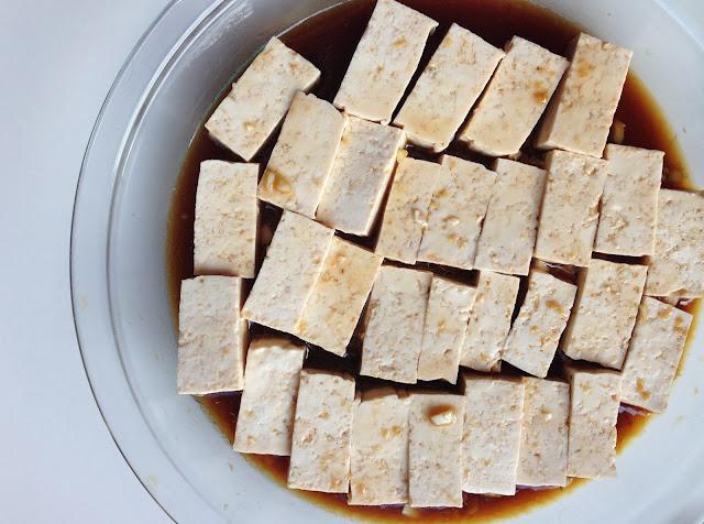 Tofu Marinade || Tastes so Good Blog