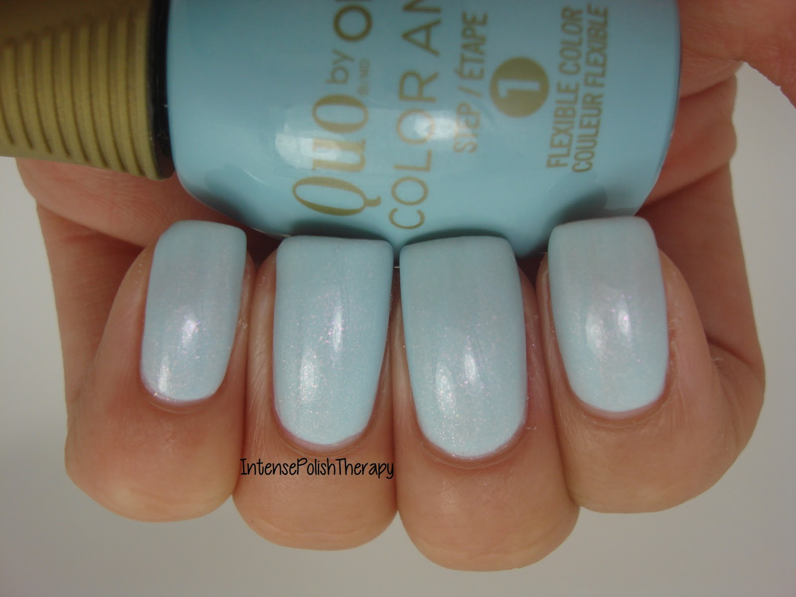 Intense Polish Therapy: Quo by Orly | NEW! COLOR AMP\'D
