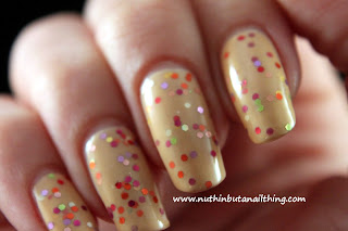 Etude House Ice Cream Polish Apricot Candy