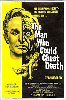 Watch The Man Who Could Cheat Death (1959) movie free online