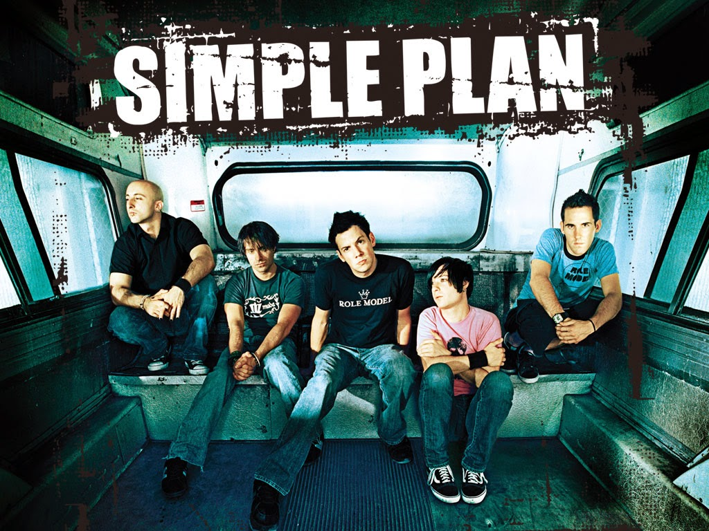 Lirik Dan Chord Gitar Lagu Simple Plan - Perfect