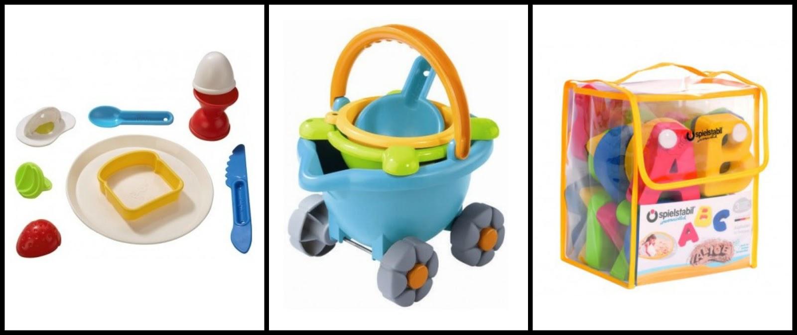 HABA sand toys