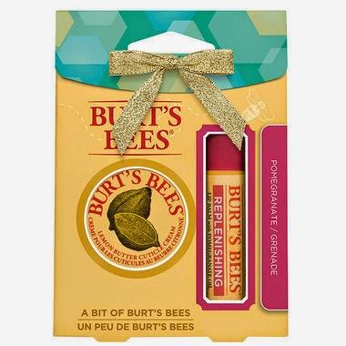 2014 Holiday Beauty Find - Burt's Bees A Bit of Burt's Bees