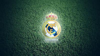 Real Madrid 2013 Logo Spanish La Liga Hd Desktop Wallpaper