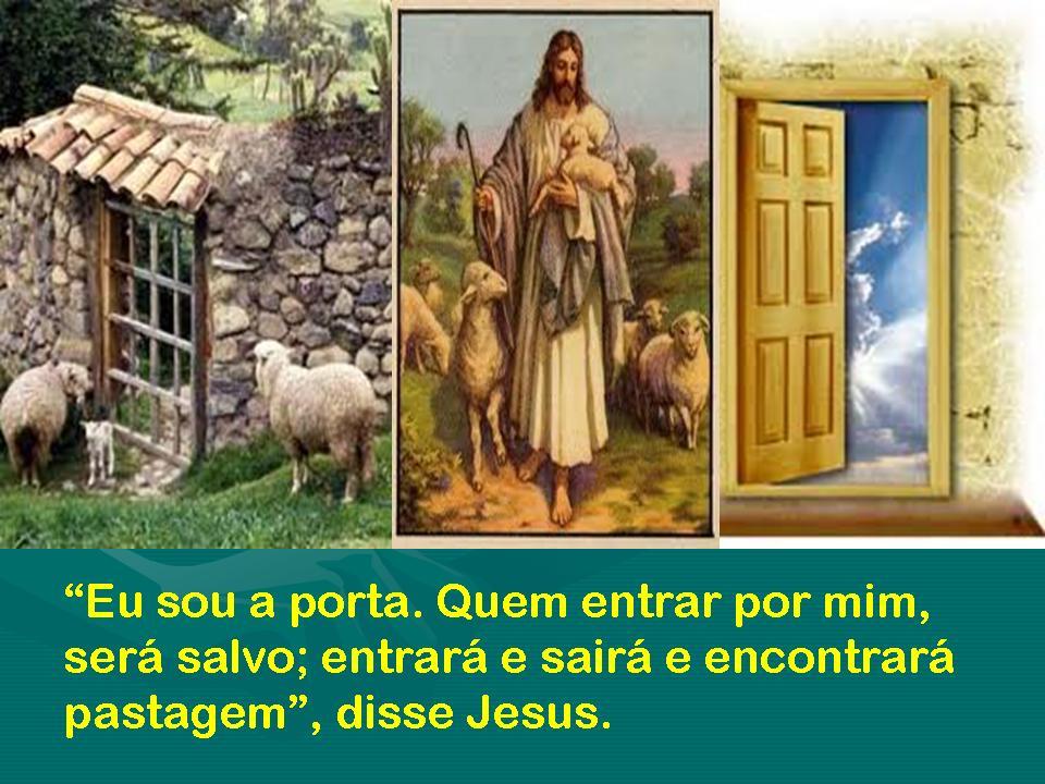 Preciso caminhar for Jesus a porta