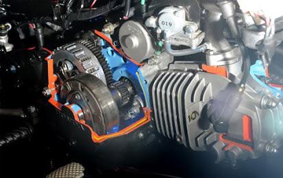 Tips dan Cara Oversize Honda Supra X125 Cegah Suara Ngelitik