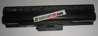 Baterai Sony Vaio VGN, VPC, VGN-BPS13 series